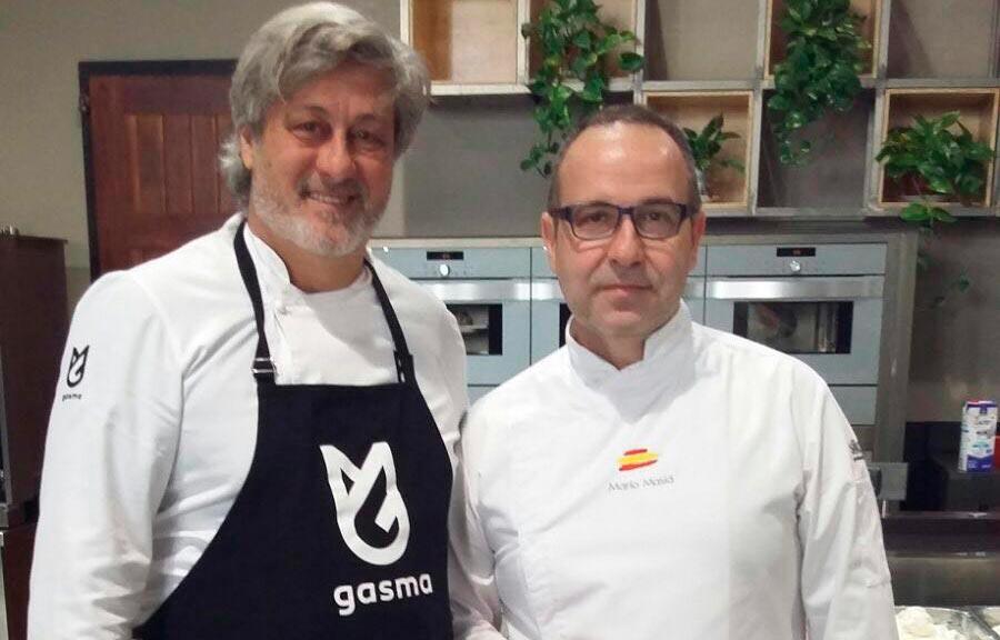Mario Masiá se estrena en Gasma
