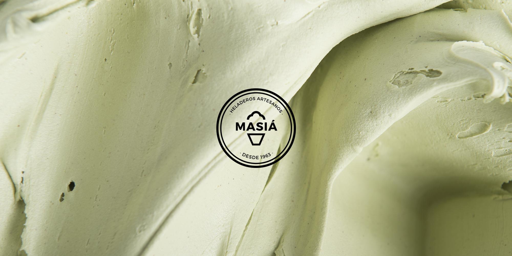 Nueva imagen de marca para Masiá Heladeros Artesanos