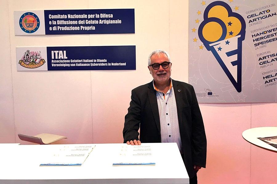 Marco Miquel, nuevo presidente de Artglace