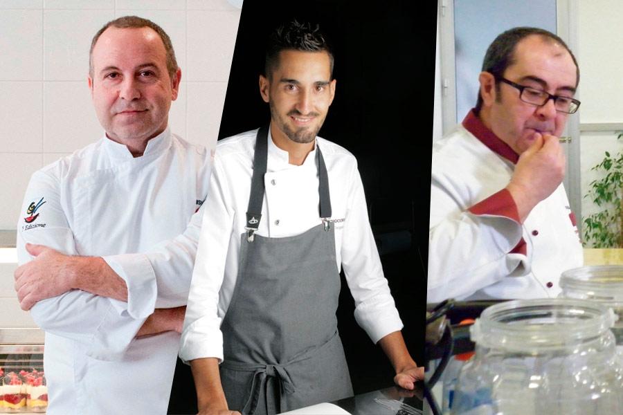 Masiá, Rafa Delgado y Galiana ponen la nota helada en el Fòrum Gastronòmic Girona